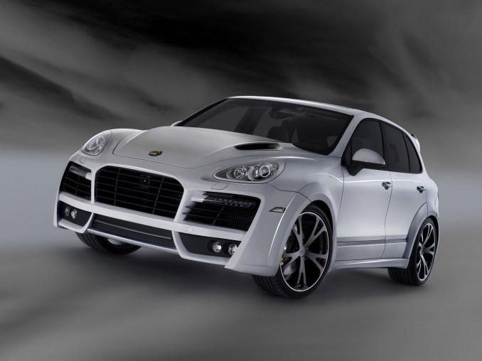 2011 Techart Porsche Cayenne Turbo