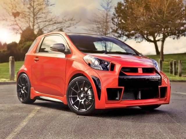 2012 SR Auto Scion IQ Project Pryzm