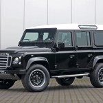 2012 Startech Land Rover Defender Series 3.1 Concept
