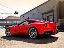 2013 SR Auto Ferrari F12 Berlinetta