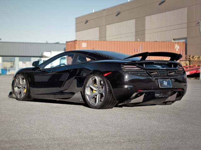 2013 SR Auto Mclaren MP4 12c Pur Wheels