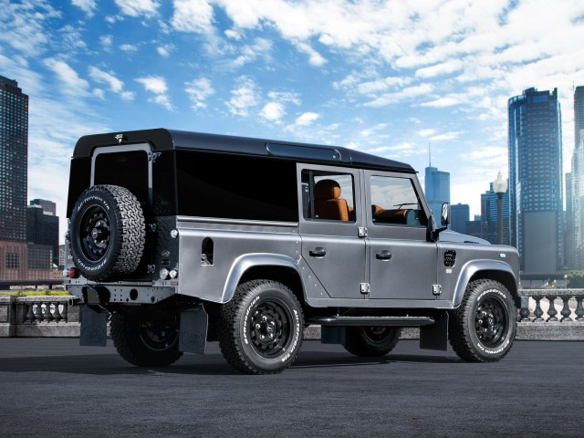 2015 Startech Land Rover Defender 110 Sixty8