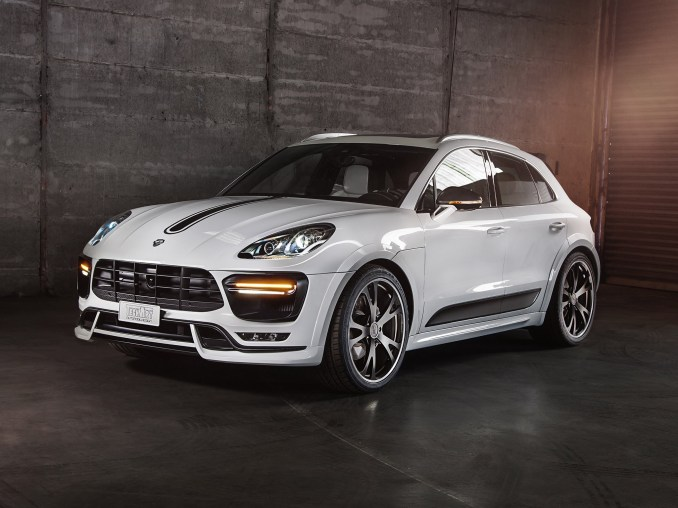 2015 Techart Porsche Macan