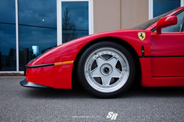 2016 SR Auto Ferrari F40