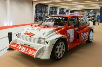2017 Retromobile - Austin Metro 6R4 groupe B 1985