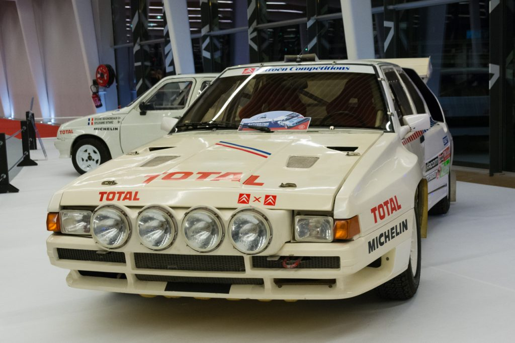 2017 Retromobile - Citroën BX 4TC 1985