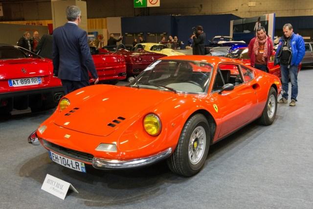 2017 Retromobile - Dino 246 GT Tipo E 1974