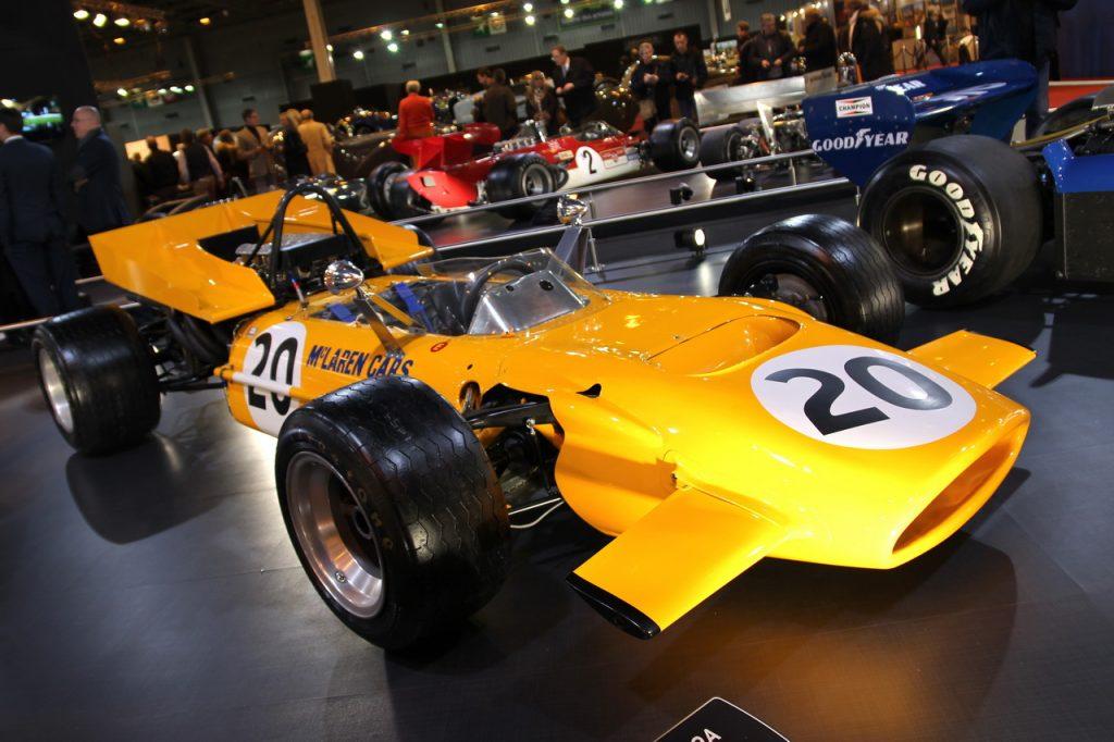 2017 Retromobile - McLaren M9A 1969