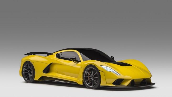 Hennessey Venom F5 2019 – 1600 Cv pour la plus rapide de tous.