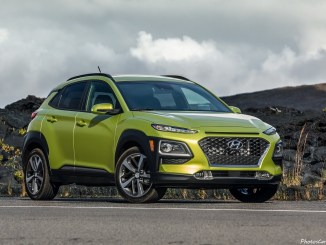 Hyundai Kona Version US 2018