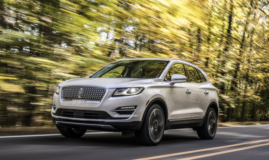 Lincoln MKC 2019 : Une mise à jour du crossover Lincoln MKC [Photos]