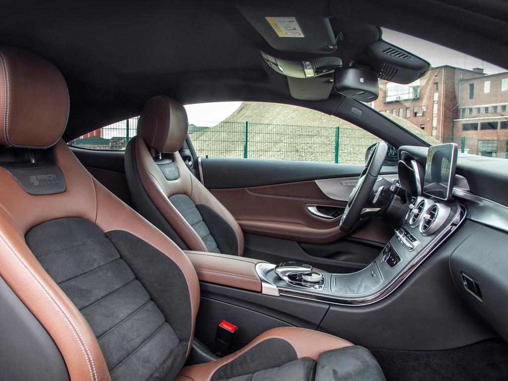Prior Design - Mercedes pd65cc widebody c205 2017