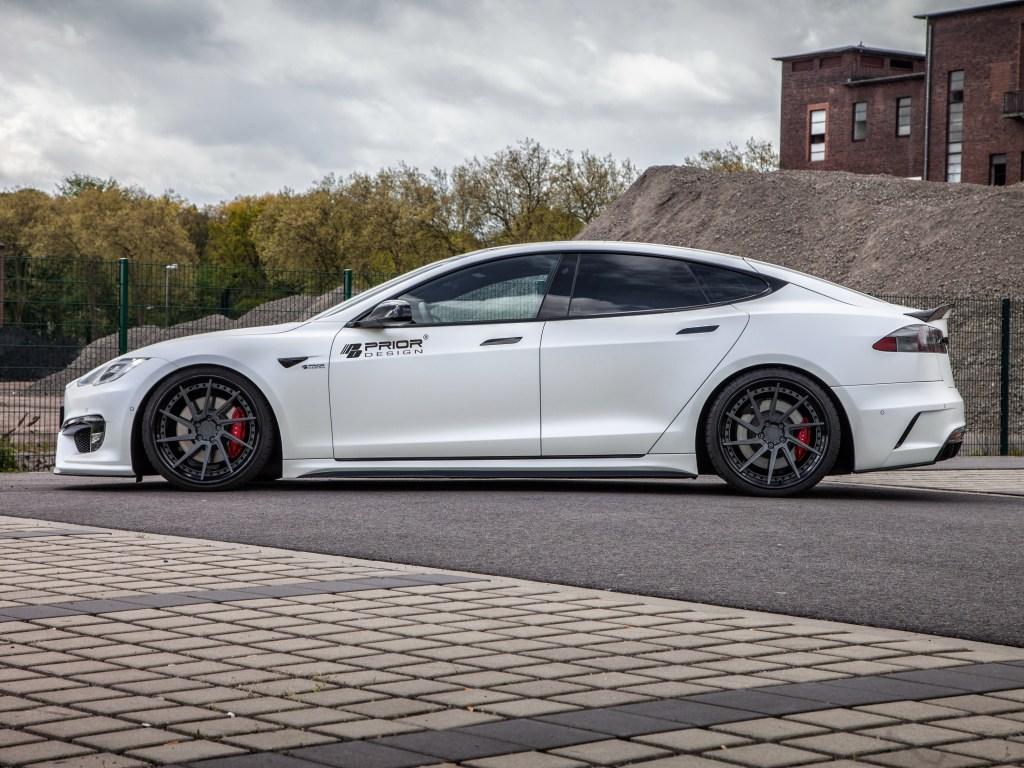 Tesla Model S P100D 2017 - Prior Design