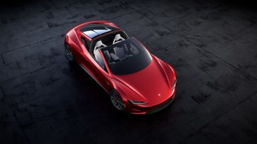Tesla Roadster 2020 [01]