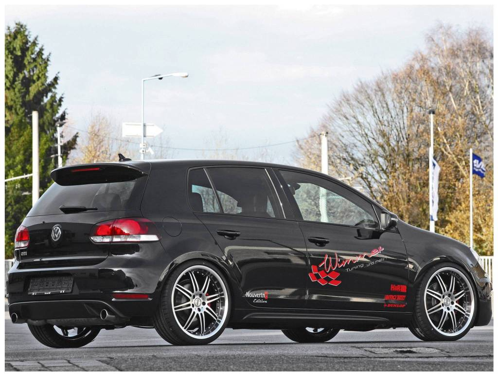 2009 Wimmer-RS - Volkswagen Golf GTI 5 Door VI