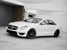 2011 Wheelsandmore Mercedes CLS 63 AMG