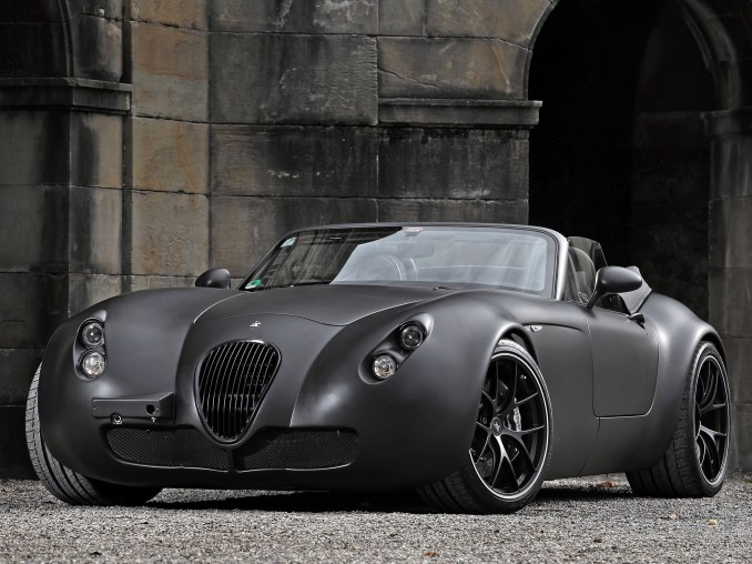 2011 Wiesmann MF5 Roadster Black Bat