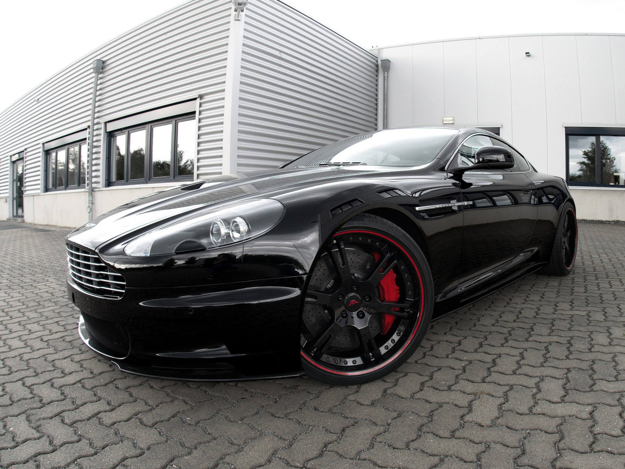 2012 Wheelsandmore Aston Martin DBS Carbon Edition