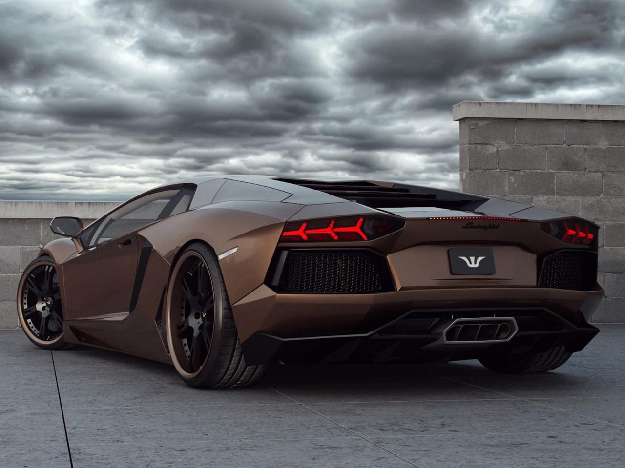2012 Wheelsandmore Lamborghini Aventador Rabbioso