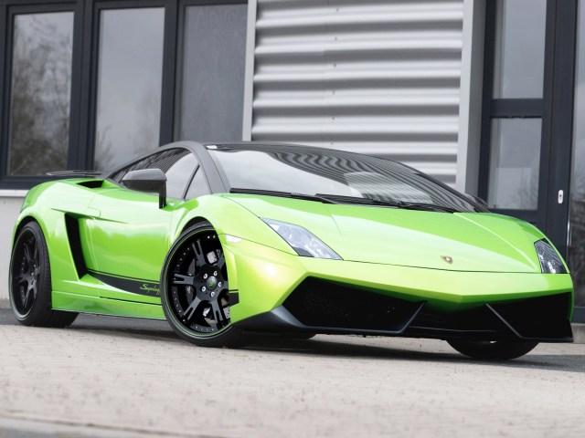 2012 Wheelsandmore Lamborghini Gallardo LP620-4 Superleggera