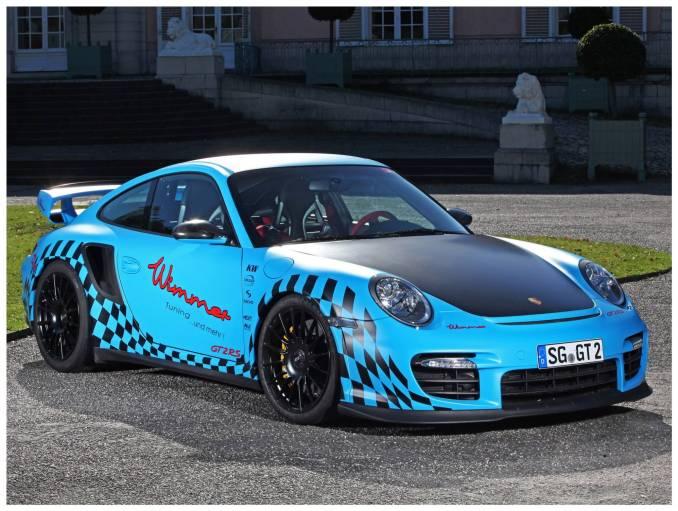 2012 Wimmer-RS - Porsche 911 GT2 RS