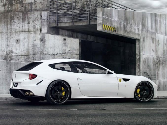 2013 Wheelsandmore Ferrari FF