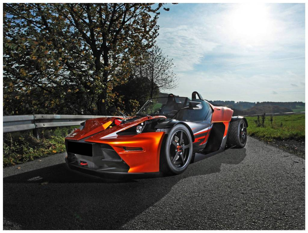 2013 Wimmer-RS - Ktm X-Bow GT