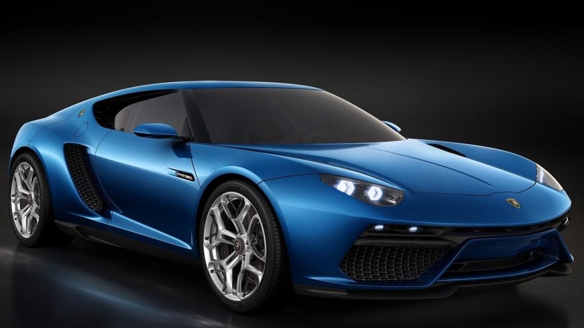 Lamborghini Asterion LPI 910-4 2014 – Une fusée hybride de 900 ch