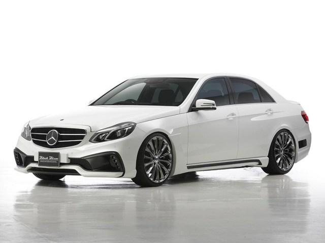 2014 Wald Mercedes Classe E Black Bison Edition