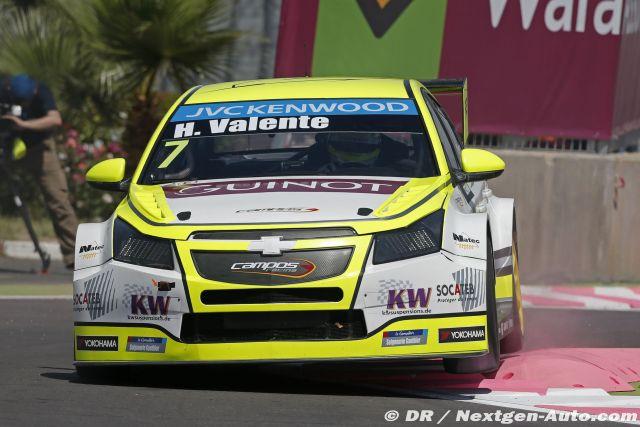 2015 Wtcc - Marrakech - Hugo Valente - Chevrolet Cruze