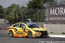 2015 Wtcc - Marrakech - James Thompson - Lada Vesta
