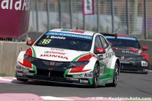 2015 Wtcc - Marrakech - Tiago Monteiro - Honda Civic
