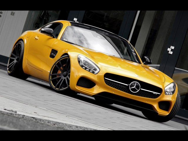 2016 Wheelsandmore AMG Mercedes GTS Startrack 6.3