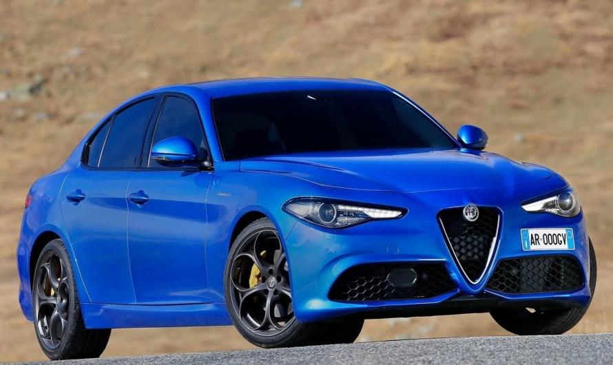 Alfa Romeo Giulia Veloce 2017 : La pièce parfaite qui complète la gamme