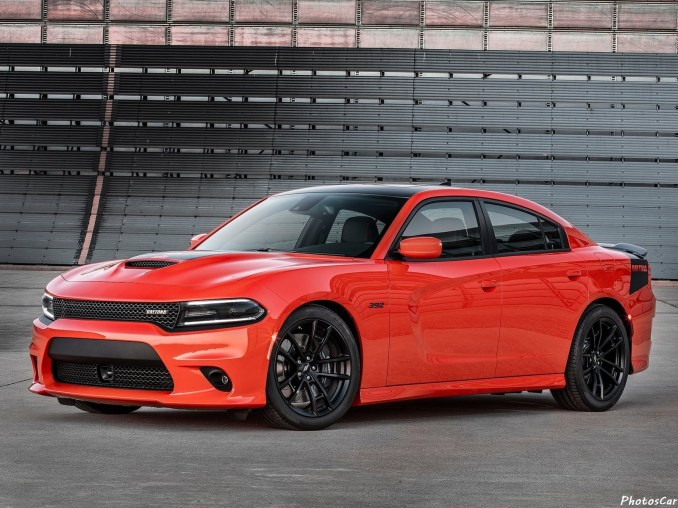 Dodge Charger Daytona 392 2017