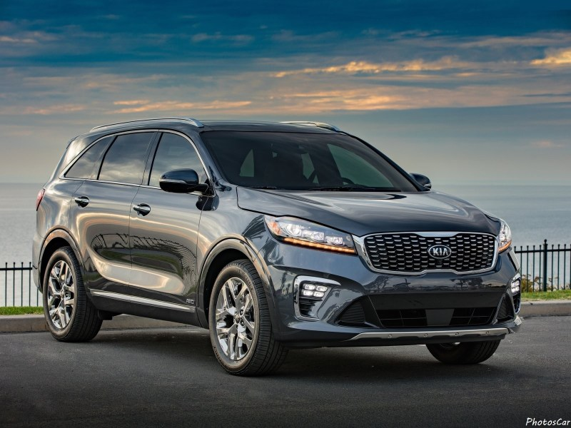 Kia Sorento Version US 2019