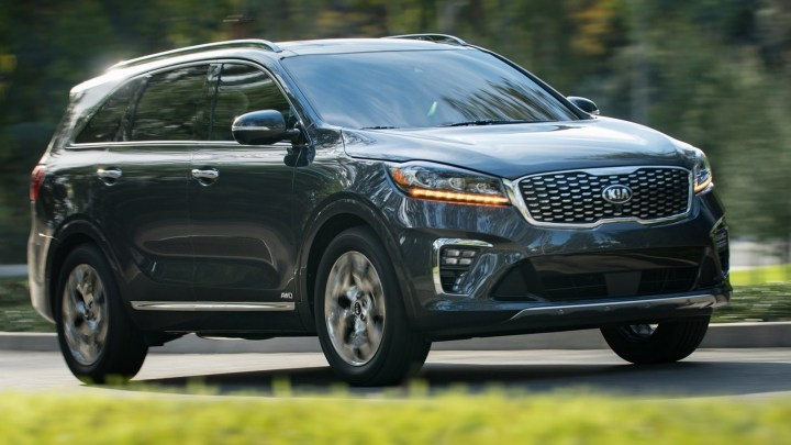 Kia Sorento Version US 2019 [MAJ] : Le plus grand SUV de sa gamme