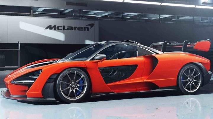 McLaren Senna 2019 – Une bête homologuée de 800 CV et de 1 198 kg