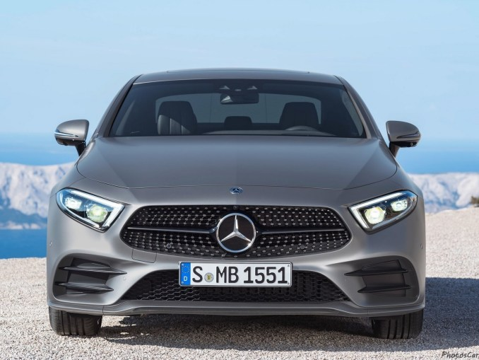 Mercedes Benz CLS 2019