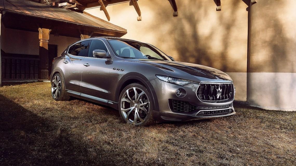 Novitec Tridente Maserati Levante 2017 – La plus puissante délivre 430 ch