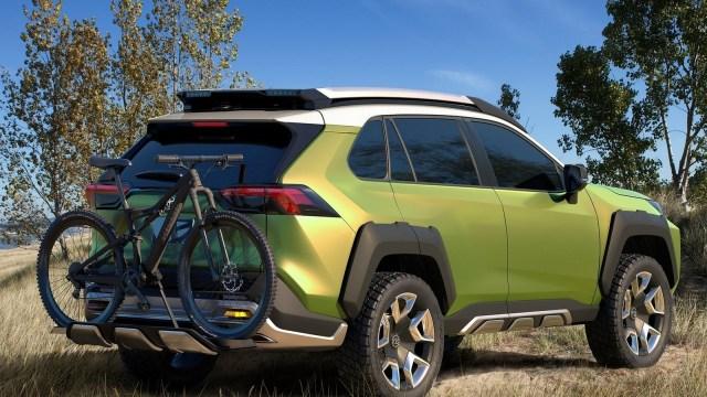 Toyota FT-AC Concept 2017
