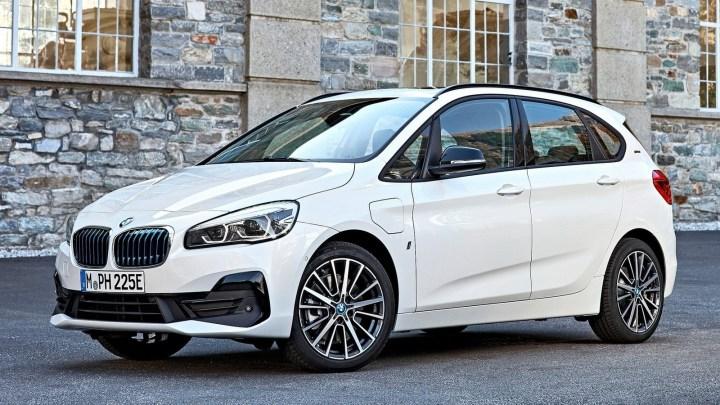 BMW 225xe iPerformance 2019 – Modèle hybride rechargeable