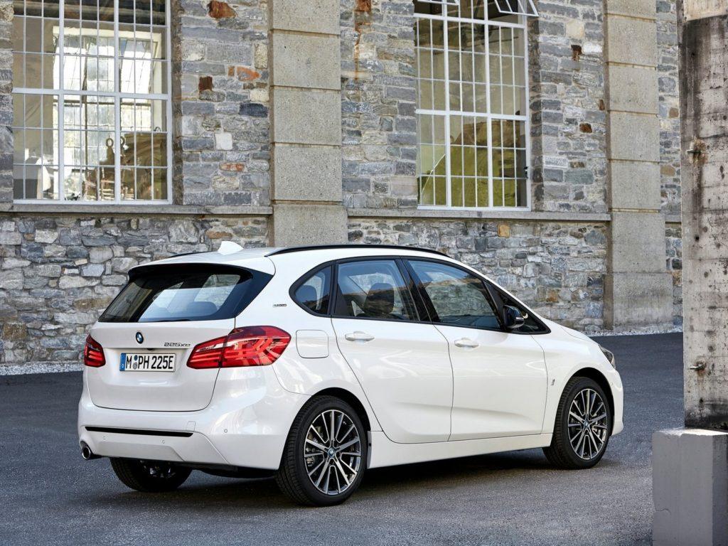 BMW 225xe iPerformance 2019