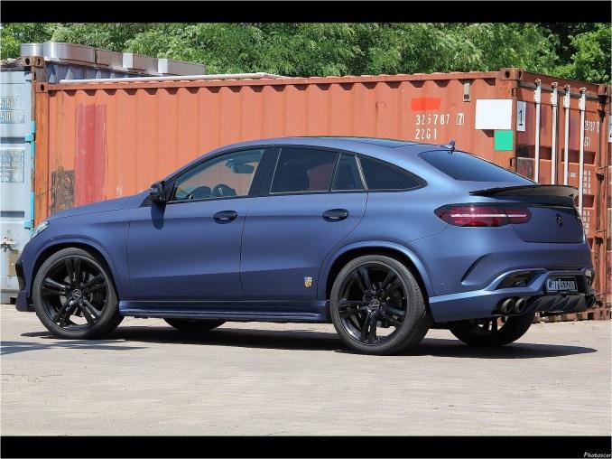 Carlsson Mercedes GLE Coupe C292 2017
