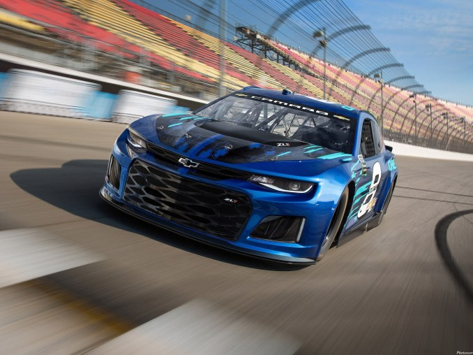 Chevrolet Camaro ZL1 Nascar Race Car 2018