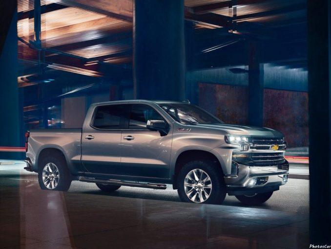 Chevrolet Silverado 2019 - 05