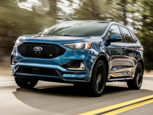 Ford Edge ST 2019 - 02
