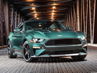 Ford Mustang Bullitt 2019 - 01