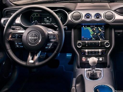 Ford Mustang Bullitt 2019 - 07