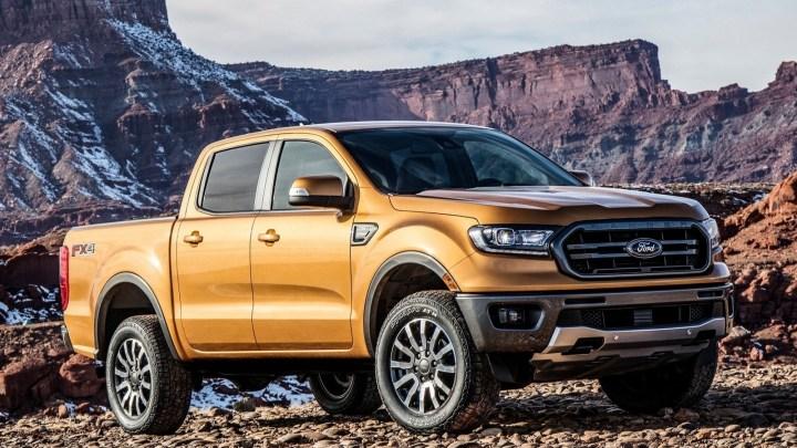 Ford Ranger (US) 2019 – Le Pick-up pour tout le monde est mis à jour